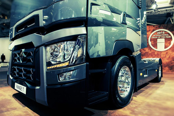 Renault Trucks series T 2015
